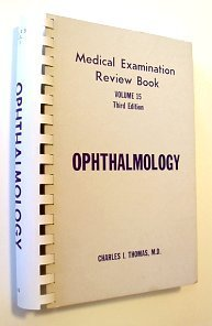 9780874881158: Ophthalmology (Medical examination review)