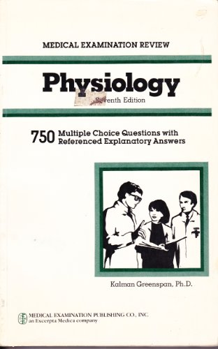 9780874883831: Physiology: 750 Multiple Choice Questions