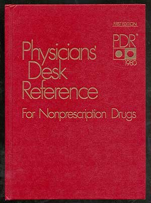 Physicians' Desk Reference for Nonprescription Drugs
