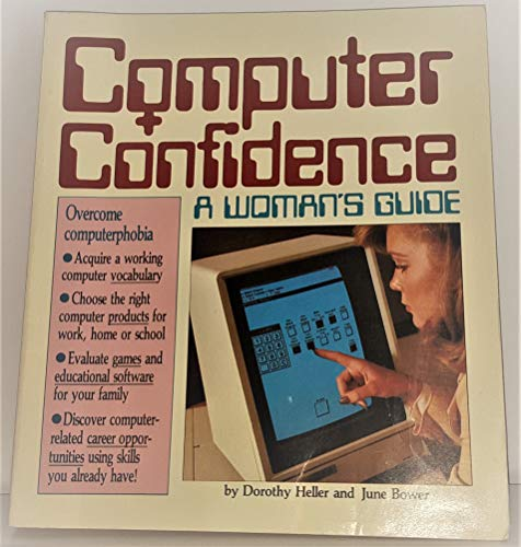 9780874917031: Computer Confidence: A Woman's Guide