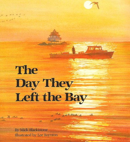 9780874918908: The Day They Left the Bay