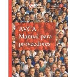 9780874933468: AVCA. Manual para proveedores. Manual para proveedores AHA