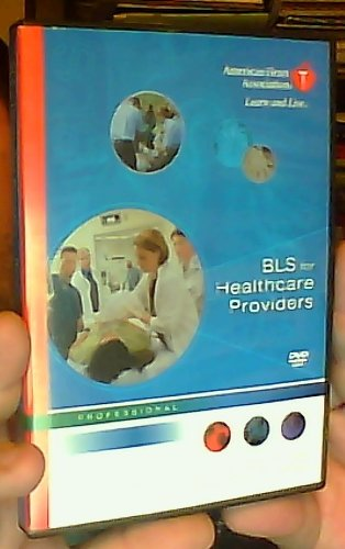 9780874934649: BLS for Healthcare Providers DVD: Professional - Basic Life Support and Renewal Course