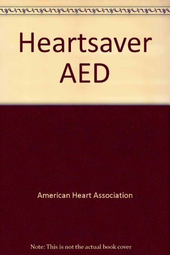 Heartsaver AED [VHS] (0874934699) by American Heart Association