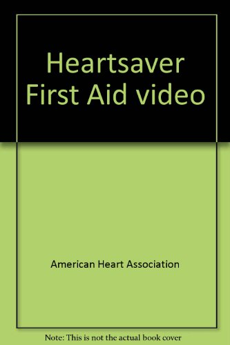 9780874934816: Heartsaver First Aid video