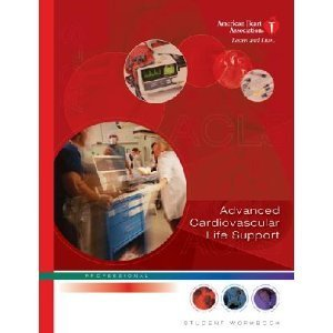 9780874934960: ACLS Advanced Cardiovascular Life Support Provider Manual: Professional