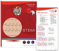 Stemi Provider Manual, Professional [With ECG Acs Ruler]: AHA