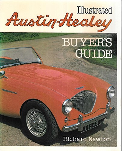 9780874938104: Illustrated Austin-healey Buyer's Guide