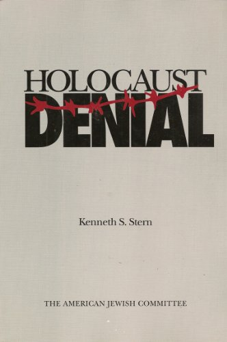 9780874951028: Holocaust Denial