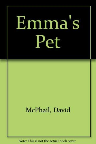 Emma's Pet (9780874990201) by David McPhail