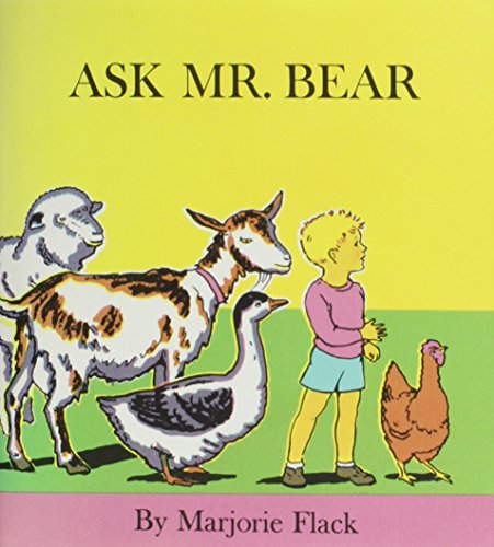 9780874990447: Ask Mr. Bear