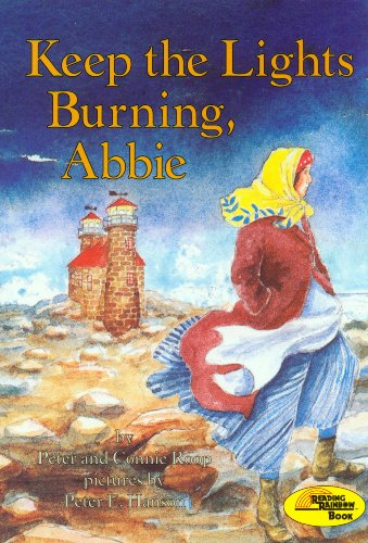 9780874991345: Keep the Lights Burning, Abbie [With Cassette] (On My Own History)