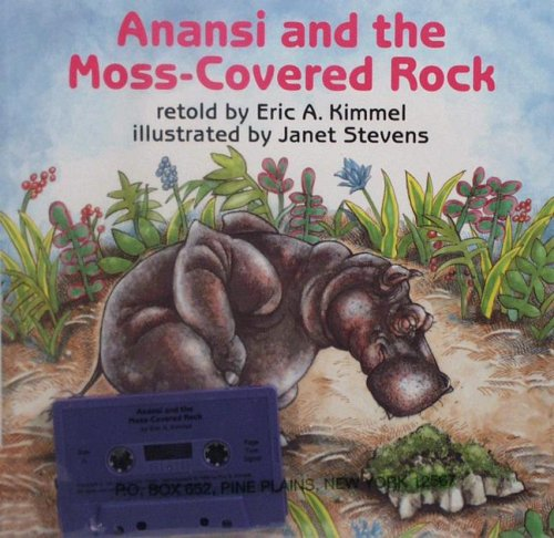 9780874991703: Anansi And The Moss-covered Rock (Live Oak Readalong)