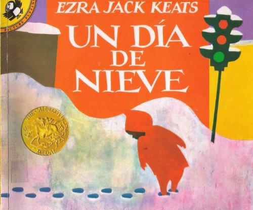 9780874992458: Un Dia De Nieve / The Snowy Day (Spanish Paperback and Cassette) (Live Oak Readalong) (Spanish Edition)