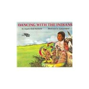 9780874993325: Dancing With The Indians (Book & Cassette)