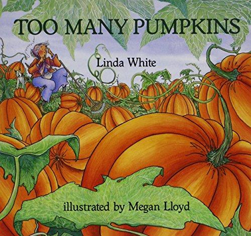 9780874993851: Too Many Pumpkins (Book & Cassette)