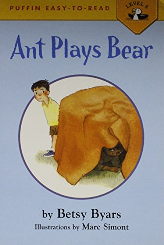 9780874995411: Ant Plays Bear [With Cassette]