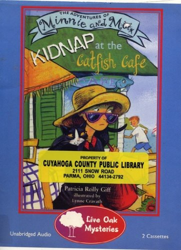 9780874995565: Kidnap at the Catfish Cafe (The Adventures of Minnie and Max Series)
