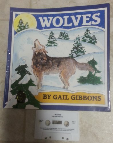 9780874995916: Wolves (Live Oak Readalong)