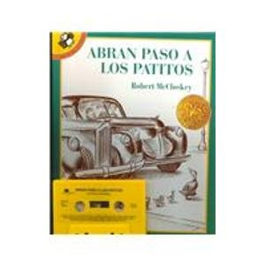 9780874996593: Abran Paso A los Patitos [With Cassette] = Make Way for Ducklings (Live Oak Readalongs)
