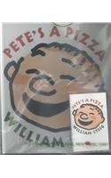 Pete's a Pizza (Live Oak Readalongs) (9780874996838) by William Steig