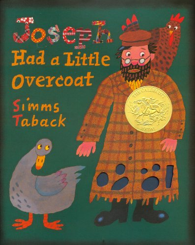9780874997835: Joseph Had a Little Overcoat with Cassette(s) (Live Oak Music Makers)