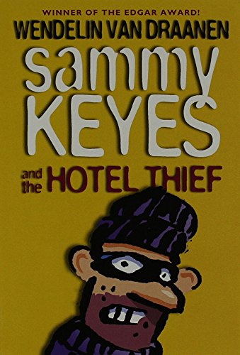 9780874998764: Sammy Keyes and the Hotel Thief [With Paperback Book]