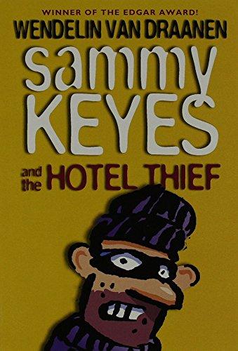 9780874998764: Sammy Keyes and the Hotel Thief (Sammy Keyes (Live Oak Media))