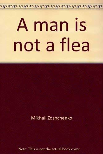 9780875010236: A man is not a flea: Stories