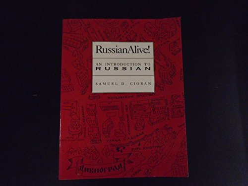 9780875011028: Russianalive! An Introduction to Russian