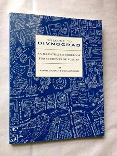 9780875011035: Welcome to Divnograd: An Illustrated Workbook for Students of Russian with Map