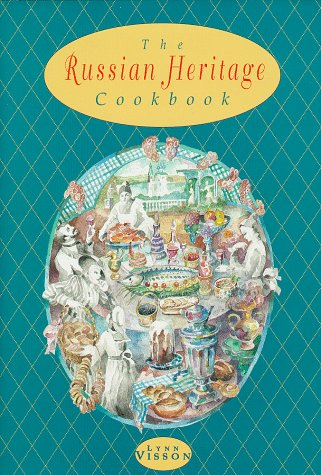 9780875017006: The Russian Heritage Cookbook