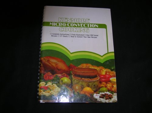 9780875021072: Kenmore Micro/Convection Cooking