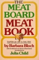9780875021201: The Meat Board Meat Book