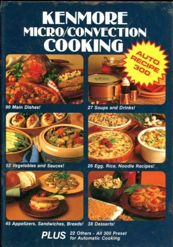 9780875021270: Kenmore Micro/Convection Cooking