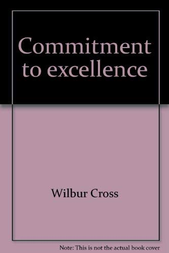 Commitment to excellence: The remarkable Amway story: Cross, Wilbur