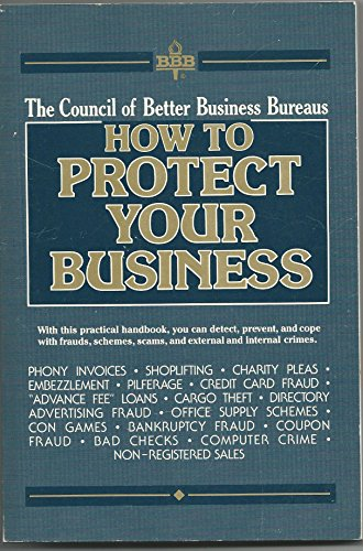 How to protect your business: Sandler, Neil W