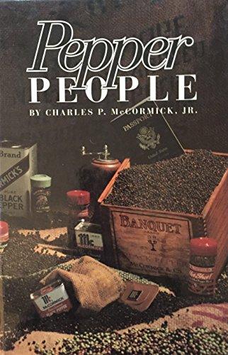 Pepper people: McCormick, Charles P