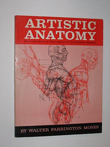 9780875050621: Artistic Anatomy
