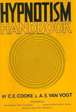 Hypnotism Handbook: A. E. Van