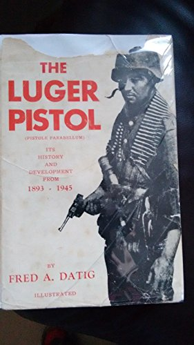 9780875051079: The Luger Pistol