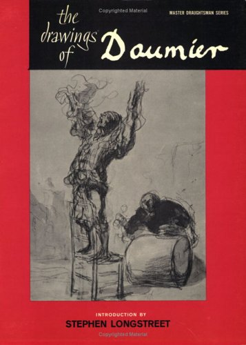9780875051567: Drawings of Daumier