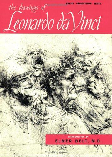 9780875051574: The Drawings of Leonardo Da Vinci (Master Draughtsman Series)
