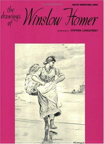 9780875051659: Drawings of Winslow Homer (Master Draughtsman Series)