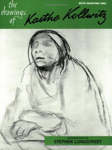 9780875051703: Drawings of Kaethe Kollwitz (Master Draughtsman Series)