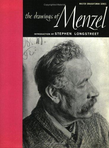 9780875051758: Drawings of Menzel (Master Draughtsman Series)