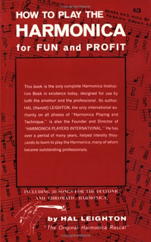 9780875052915: How to Play the Harmonica for Fun and Profit