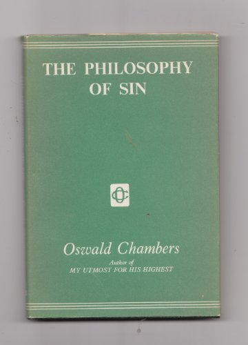 9780875081229: Philosophy of Sin