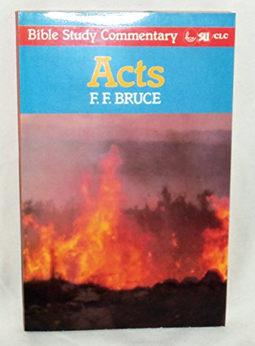 9780875081700: Acts (Bible Study Commentary)