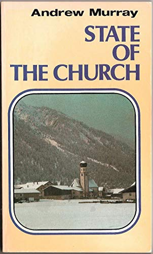 The State of the Church (9780875084077) by Not Available